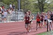 Lauren Shomaker - 5,000 meter run