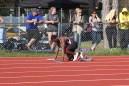 Adrian Lewis - 4x400 meter relay