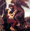 Angel of Death image used to illustrate the death of Polly