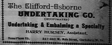 Clifford-Osborne Undertaking