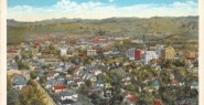 Post card image of Clarksburg WV
