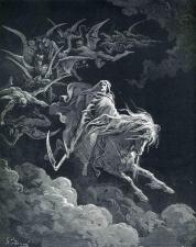 The Vision of Death-1868 Gustave Dore