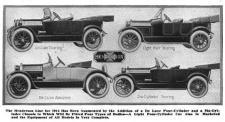 Henderson Automobile 1914 models