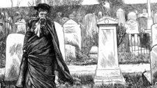 Mourning Sketch