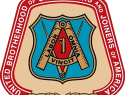 Logo of the United Brotherhood of Carpenters and Joiners of America--George W. Pritchard was most likely a member of this union as he was a carpenter