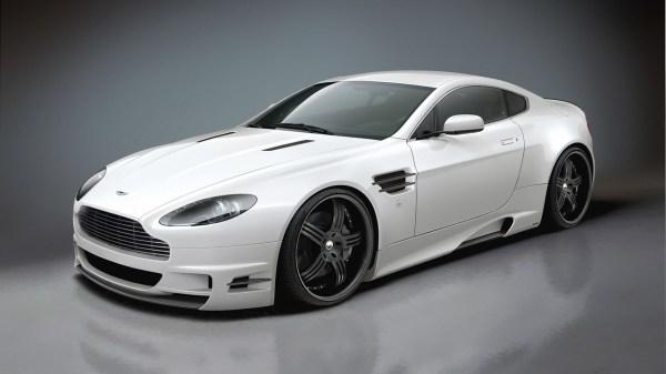 2009 Aston Martin Vantage Normal