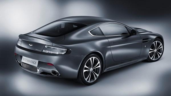 2010 Aston Martin V12 Vantage 2 Normal