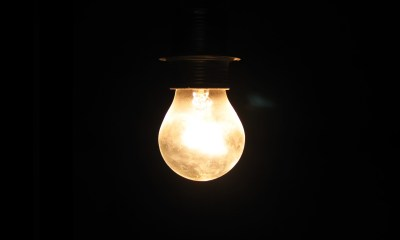 Hd Wallpaper In Black Bulb Picture Free