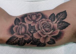 Flower Tattoos Images Wallpaper