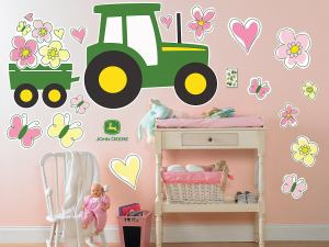 Flower Wall Stickers Get