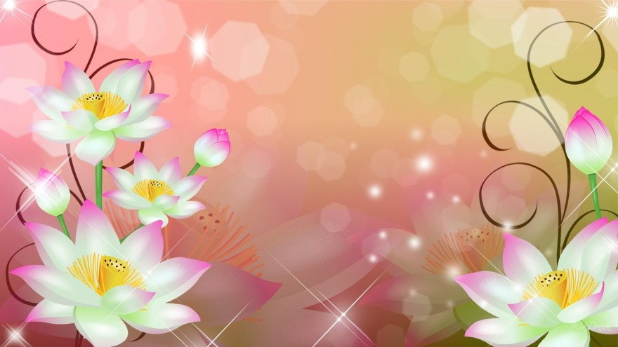 Flowers For Backgrounds