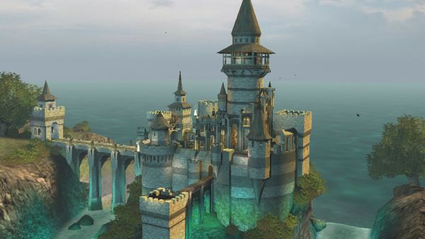 35805507 castle wallpaper
