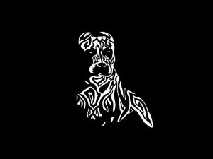 pitbull tribal tattoo wallpaper