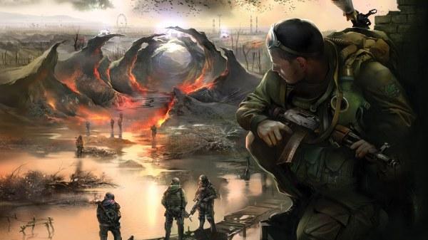fighting game wallpaper