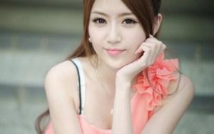 chinese girl wallpaper