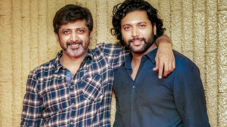 Jayam Ravi and Mohan Raja 4K