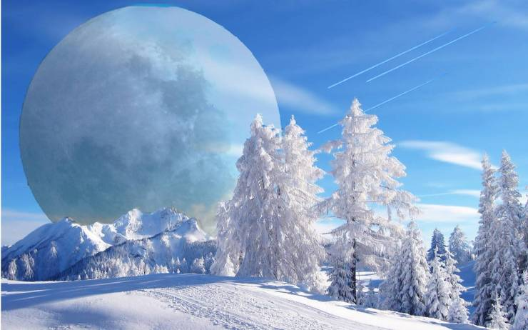 HD Wallpaper for winter android, Pc Desktop 1280p