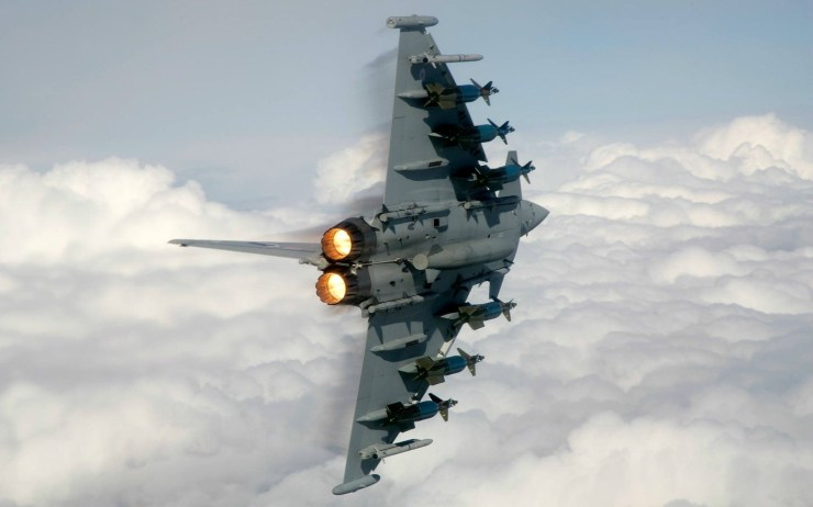 military fighter planes