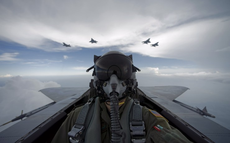 military planes pictures