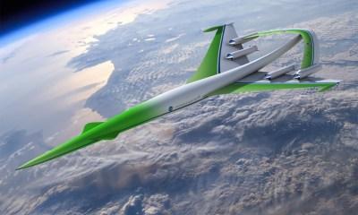 supersonic green machine spaceplane wallpaper
