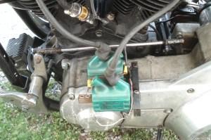 Wiring a Crane single fire HI ignition