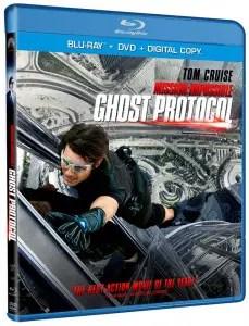 MI4 Ghost Protocol Announced For Blu Ray VOD
