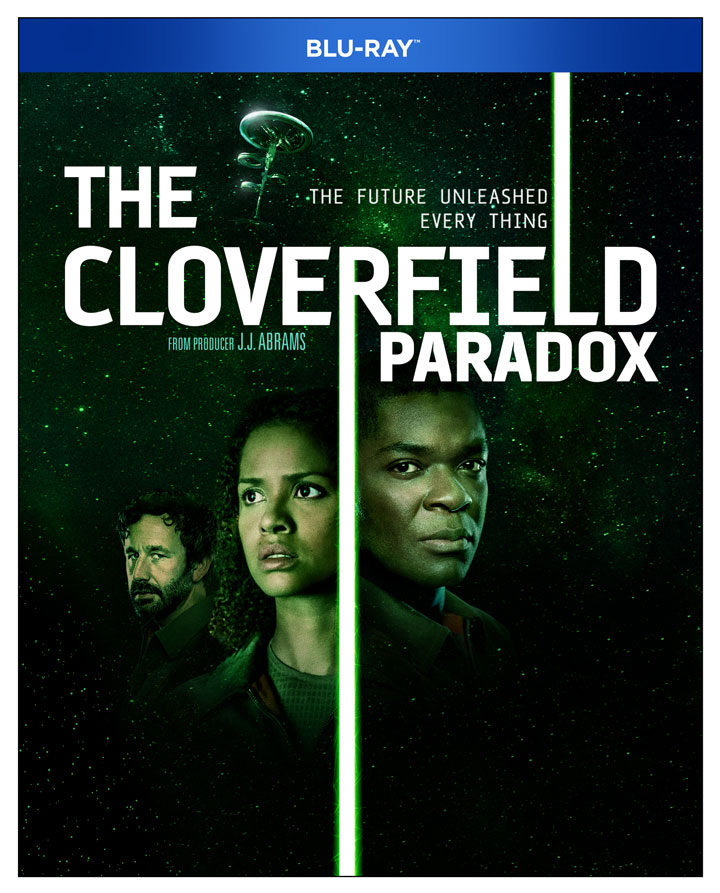 JJ Abrams The Cloverfield Paradox Blu Ray Release Date