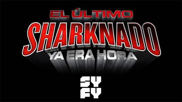 "Trailer ""El Último Sharknado: Ya Era Hora"" – SHARKNADO 6 … Tiburones VS Dinosaurios"