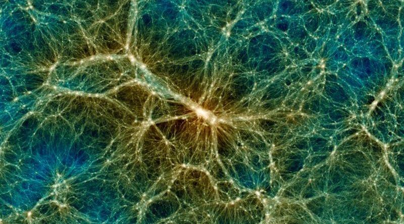 """""""Uchuu"""" la simulación más completa del universo"""