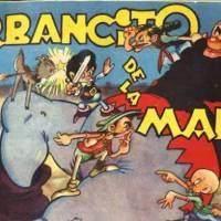 """""""Garbancito de la Mancha"""" la primera película animada española, recupera su color."""