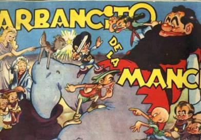«Garbancito de la Mancha» la primera película animada española, recupera su color.