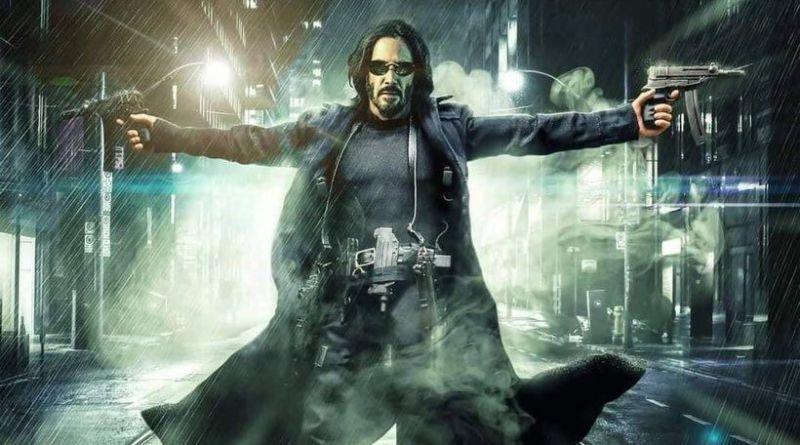 The Matrix Resurrections. Matrix 4