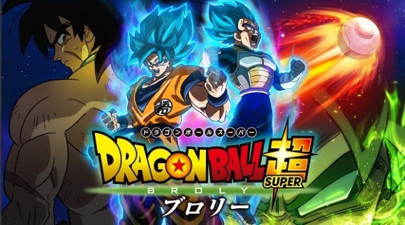 "Trailer de ""Dragon Ball Super: Broly"""