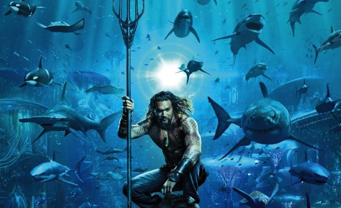 """Aquaman""  Trailer Oficial 1"