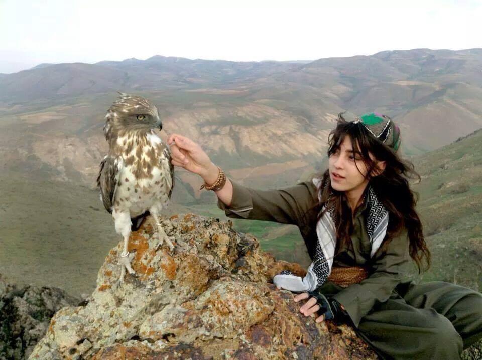 Mujeres kurdas: en guerra contra el ISIS