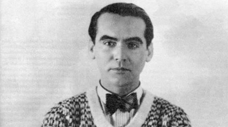 """DeepFake: Federico García Lorca recitando """"Casida de la muchacha dorada"""""""