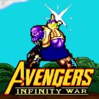 Los Vengadores, Guerra del Infinito - Escenas a 16 Bits