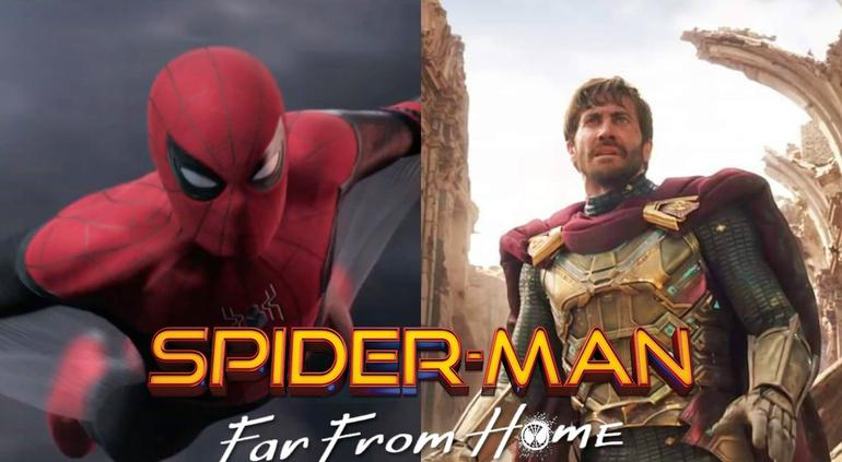 Spider-Man Far From Home [Lejos de Casa][Trailer]