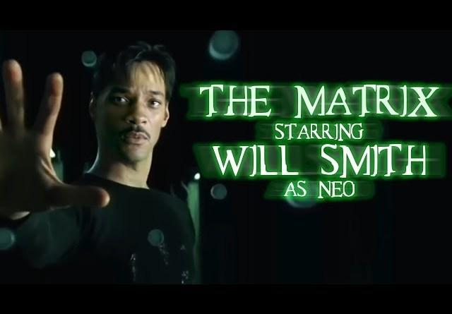 """DeepFake: Will Smith como Neo en """"The Matrix"""""""