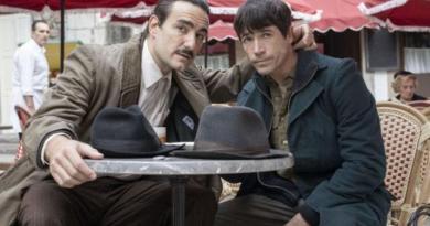 """""""Lucio, un hombre de acción"""". Netflix prepara una serie sobre el anarquista que asaltó el City Bank."""