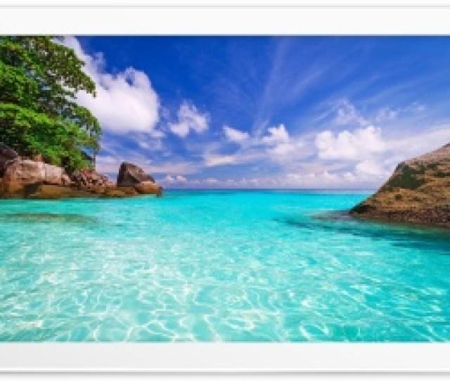 Beach Day Hd Wide Wallpaper For K Uhd Widescreen Desktop Smartphone