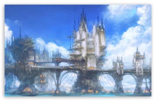 Final Fantasy XIV Online 4K HD Desktop Wallpaper For 4K Ultra HD TV Wide Amp Ultra Widescreen