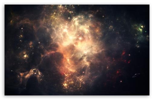 Nebula 4K HD Desktop Wallpaper for 4K Ultra HD TV • Tablet ...