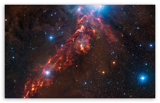 Star Formation In The Orion Nebula 4K HD Desktop Wallpaper ...