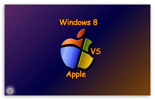 Wallpaper Vs Apple Windows