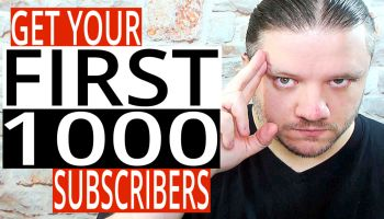 How To Get Your First 100 YouTube Subscribers - Alan Spicer - HD1