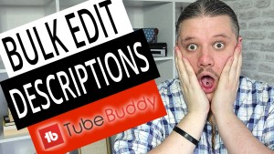 How To Bulk Edit YouTube Video Descriptions with TubeBuddy, tube buddy tutorial,tubebuddy tutorial,youtube description tubebuddy,bulk update descriptions,bulk edit video description,how to bulk edit youtube descriptions,how to bulk edit youtube video descriptions,bulk edit descriptions on youtube,bulk edit description with tubebuddy,bulk edit youtube videos,bulk edit youtube description,Bulk Edit Descriptions with TubeBuddy,how to change links in description with tubebuddy,how to change multiple video descriptions,alanspicer