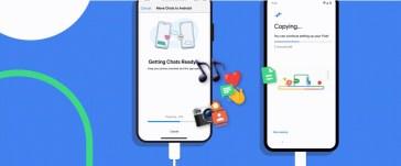 WhatsApp, arriva il trasferimento chat da iPhone a smartphone Pixel e Android 12