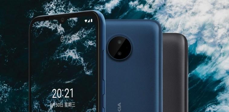 """Nokia C20 Plus ufficiale: parola d'ordine """"autonomia"""""""