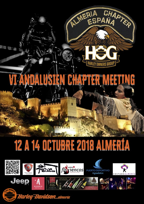 VI Andalusian Chapter Meeting en Almería